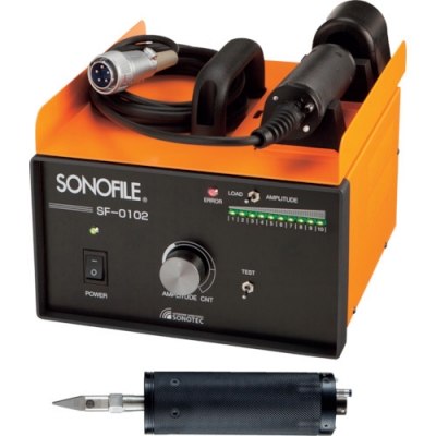 松泰克SONOTEC  SF-0102 HP-2200 超声波切割机