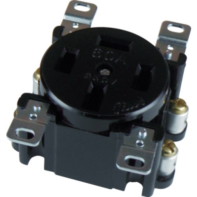 美国电机 AMERICAN DENKI 9620  平刃形 接地3P60A250V