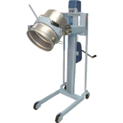 KANTOH   K-SVL-P 电动油压堆高机 油桶搬运器 L