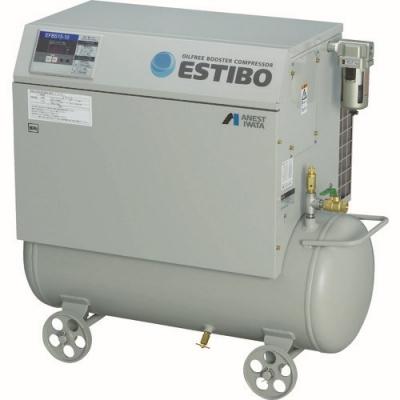 Iwata EFBS15BF-10M6 无油小型增压压缩机1.5KW 岩田  EFBS15BF-10M5